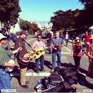 Music near Golden Gate Park!